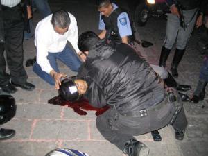 Terror en San Luis Potosí