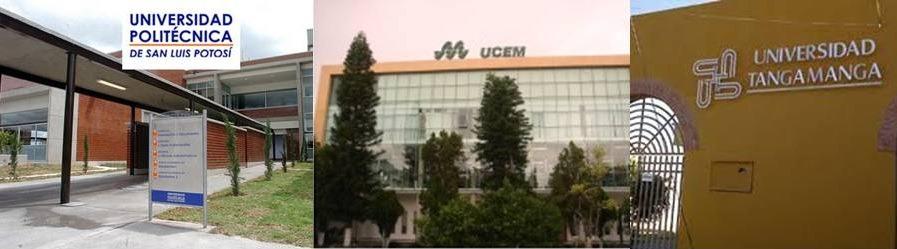 directorio de universidades en mexico:
