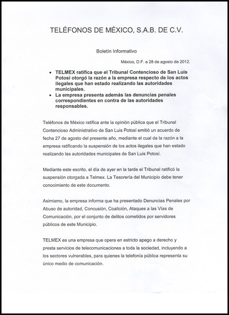 TELMEX1001