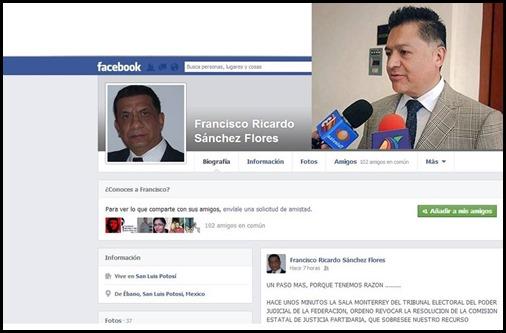 Francisco gana al PRI