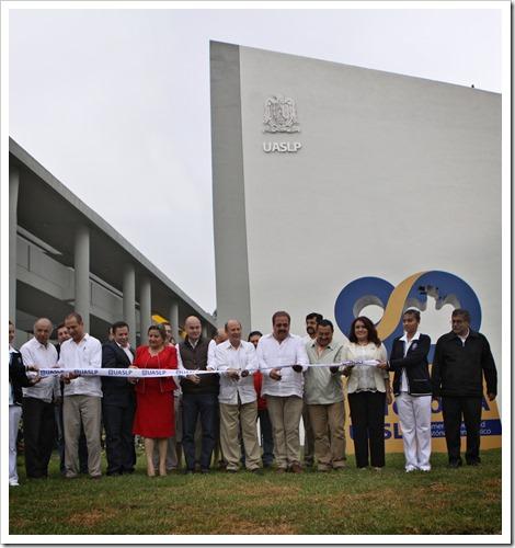 28Ene14 Inauguración Campus Tamazunchale 1