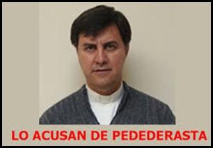 Acusan a Eduardo Córdova