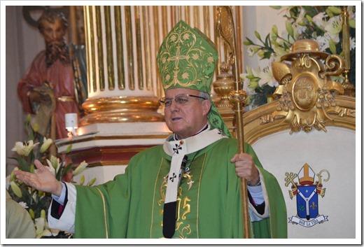 arzobispo jesus carlos cabrero