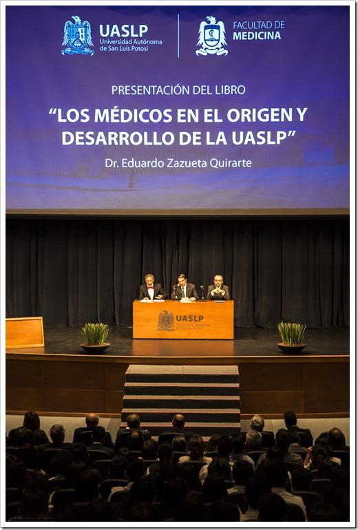 PRESENTACION DE LIBRO LOS MEDICOS EN EL ORIGEN (P) 00 UASL9999 (2)