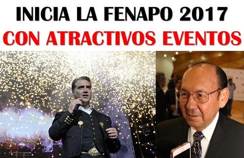 30.1 INICIA FENAPO 2017